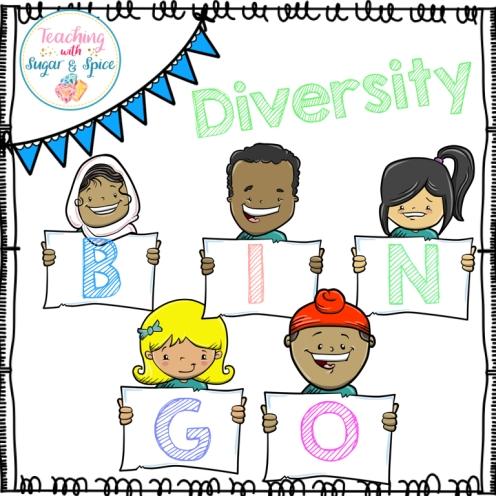 Diversity how to build diversityculture in your classroom diversity bingo 1001 maxwellsz